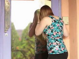 Girl Next Door Pay The Price For Being Overcurious