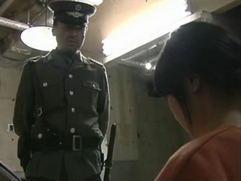 Heartless Nazi Prison Warden Fucks Poor and Unwilling Jailed Woman
