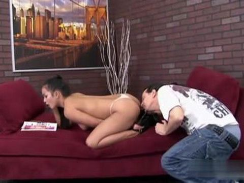 Hot Asian Teasing BWC To Get Fucked