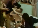 Vintage Party Goes Horribly Wrong For Poor Unwilling Girl